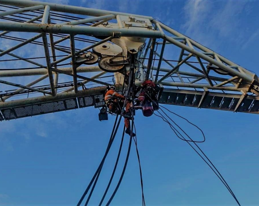 Rope Access Inspections